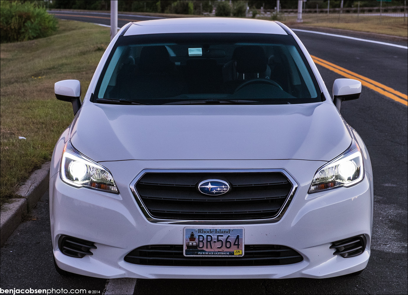 Pics Photos - Thread 2015 Subaru Legacy And Outback Spied For The